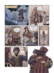 '1492 la toma de Granada', de Carlos Díaz Correia, Ernesto Lovera y Ester Salguero.