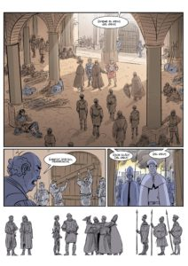 '1415 Ceuta. La llave de África', de Manuel Gutiérrez y Kepa de Orbe.