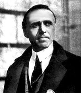 Matteotti, diputado socialista.
