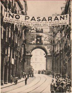 Guerra civil española, 1937 (Wikimedia).