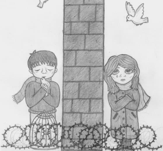 Ilustración de Gala Yagüe Narváez.