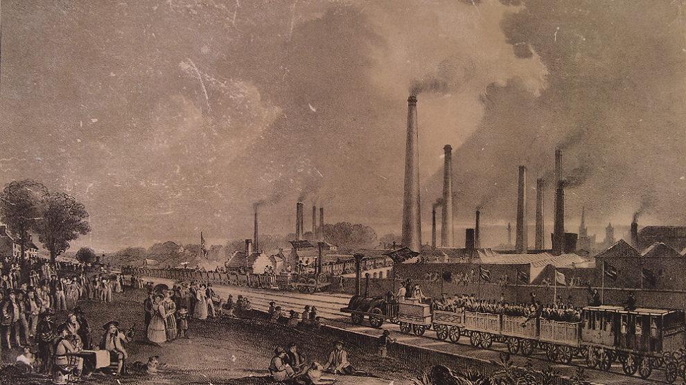 Resultado de imagen de revolución industrial