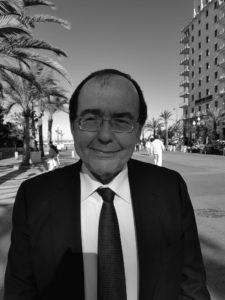 Dr. José Ramos, profesor de la Universidad de Cádiz.