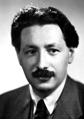 Ernst Boris Chain (Wikimedia).