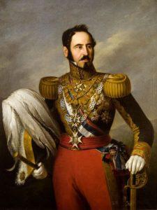 Baldomero Espartero 1841. Antonio Mª Esquivel. Ayuntamiento de Sevilla