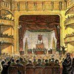 Congreso Obrero de fundación de la FRE-AIT. Teatro Circo de Barcelona 1870