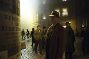 Volker Bruch (Gereon Rath) en un fotograma de 'Babylon Berlin'