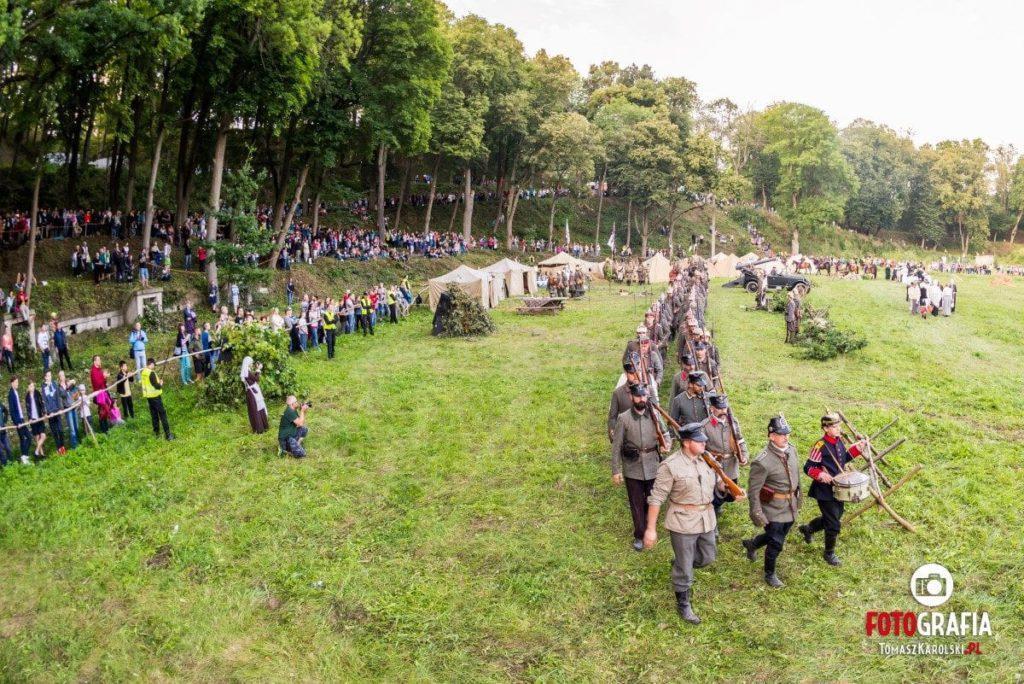 Recreación histórica. Evento 'Operación Boyen' (Tomasz Karolski)